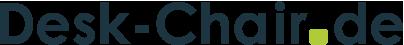 Buerostuhl und Schreibtisch Logo
